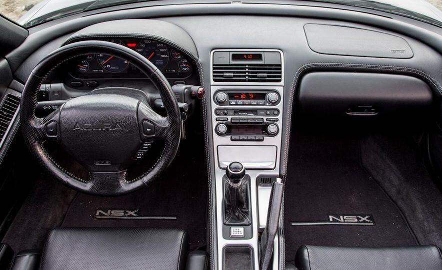 2005 Acura NSX-T and 2013 Porsche Boxster - Slide 73