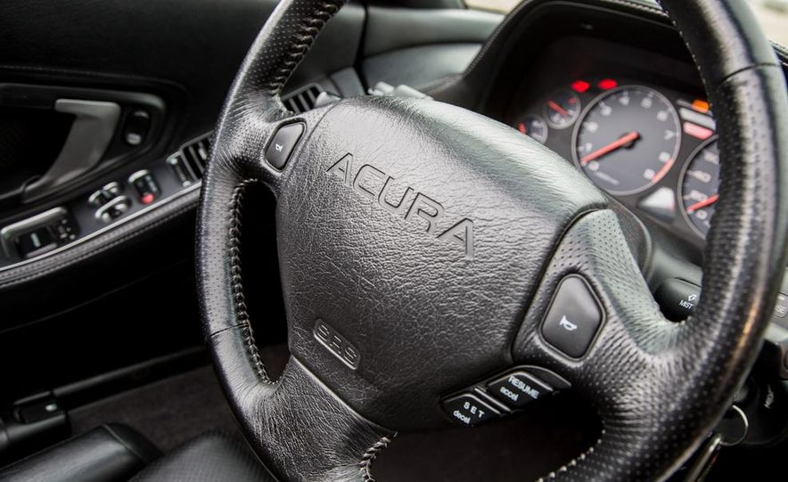 2005 Acura NSX-T and 2013 Porsche Boxster - Slide 74