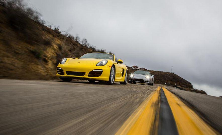 2005 Acura NSX-T and 2013 Porsche Boxster - Slide 10