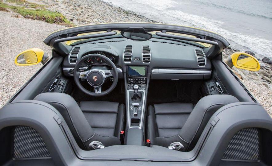 2005 Acura NSX-T and 2013 Porsche Boxster - Slide 43