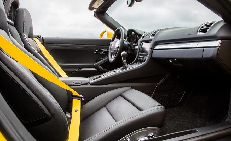 2005 Acura NSX-T and 2013 Porsche Boxster - Slide 44