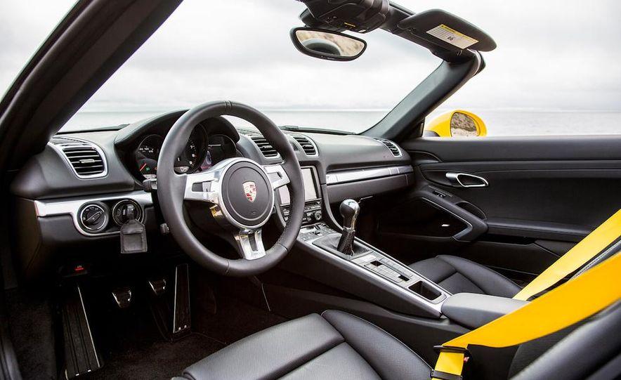 2005 Acura NSX-T and 2013 Porsche Boxster - Slide 45
