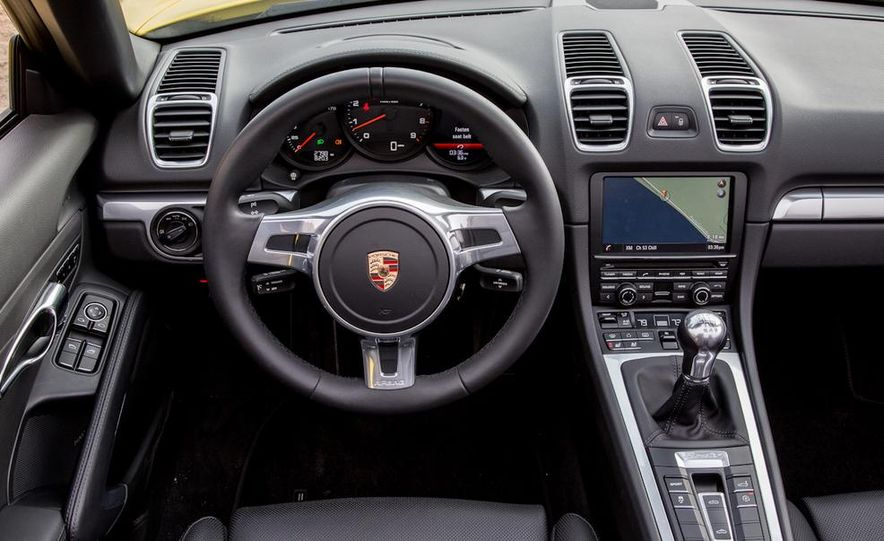 2005 Acura NSX-T and 2013 Porsche Boxster - Slide 47