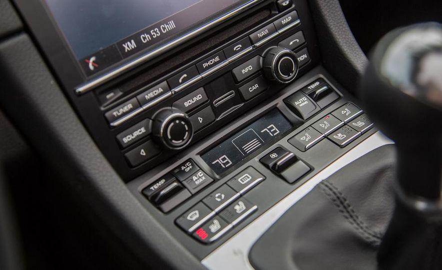 2005 Acura NSX-T and 2013 Porsche Boxster - Slide 51