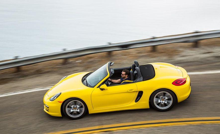 2005 Acura NSX-T and 2013 Porsche Boxster - Slide 25