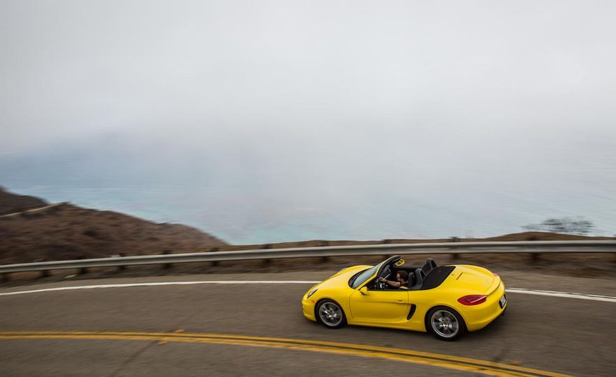 2005 Acura NSX-T and 2013 Porsche Boxster - Slide 26