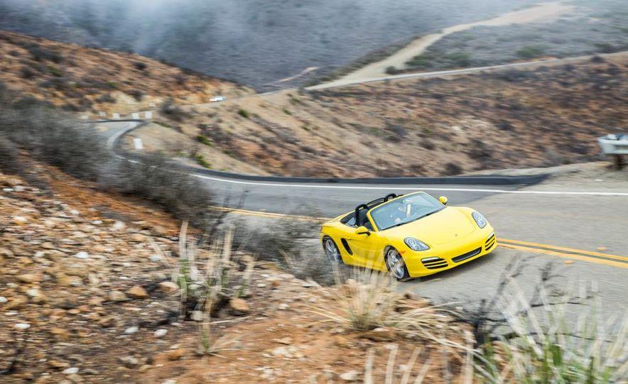 2005 Acura NSX-T and 2013 Porsche Boxster - Slide 27