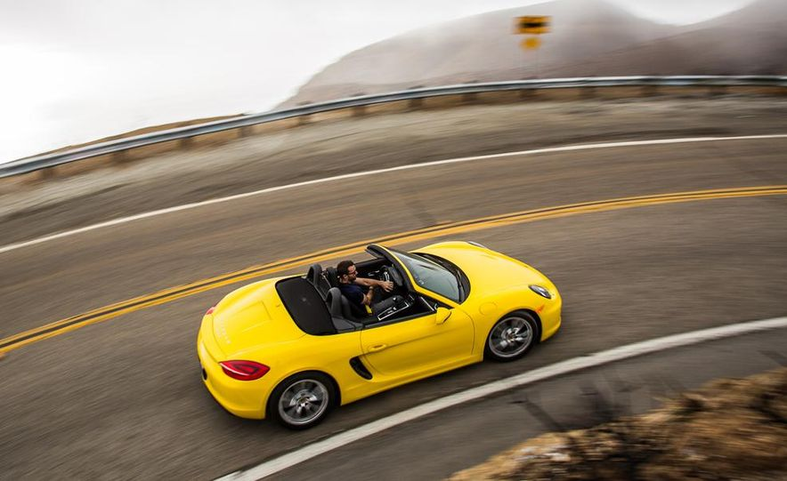 2005 Acura NSX-T and 2013 Porsche Boxster - Slide 28