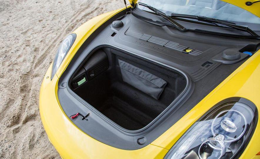 2005 Acura NSX-T and 2013 Porsche Boxster - Slide 52
