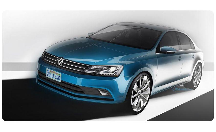 2015 Volkswagen Jetta TDI - Slide 13