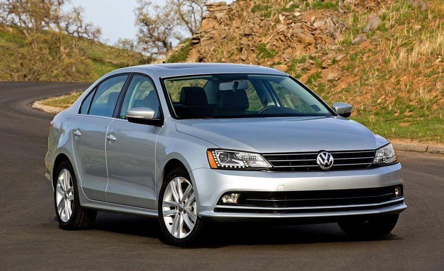 2015 Volkswagen Jetta TDI - Slide 10