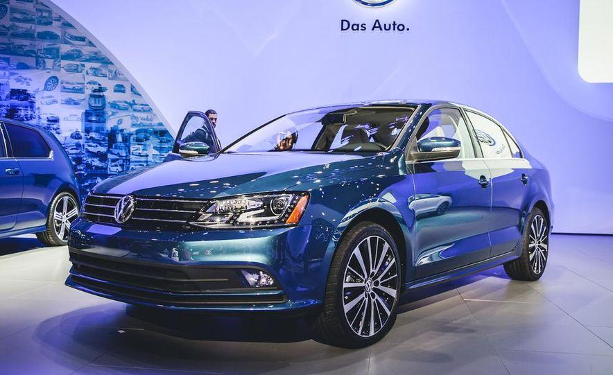 2015 Volkswagen Jetta TDI - Slide 1