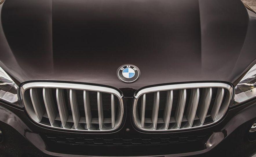 2014 BMW X5 xDrive50i - Slide 17