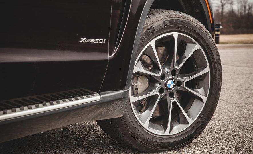 2014 BMW X5 xDrive50i - Slide 20
