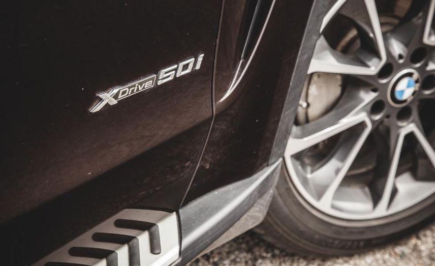 2014 BMW X5 xDrive50i - Slide 21