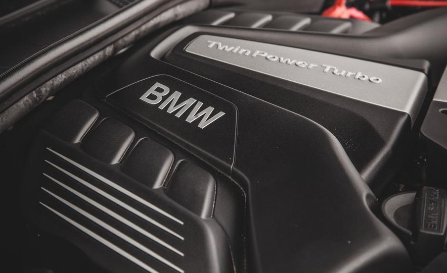 2014 BMW X5 xDrive50i - Slide 48