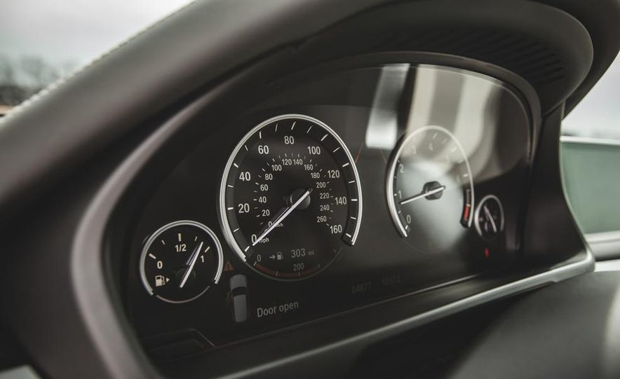 2014 BMW X5 xDrive50i - Slide 38