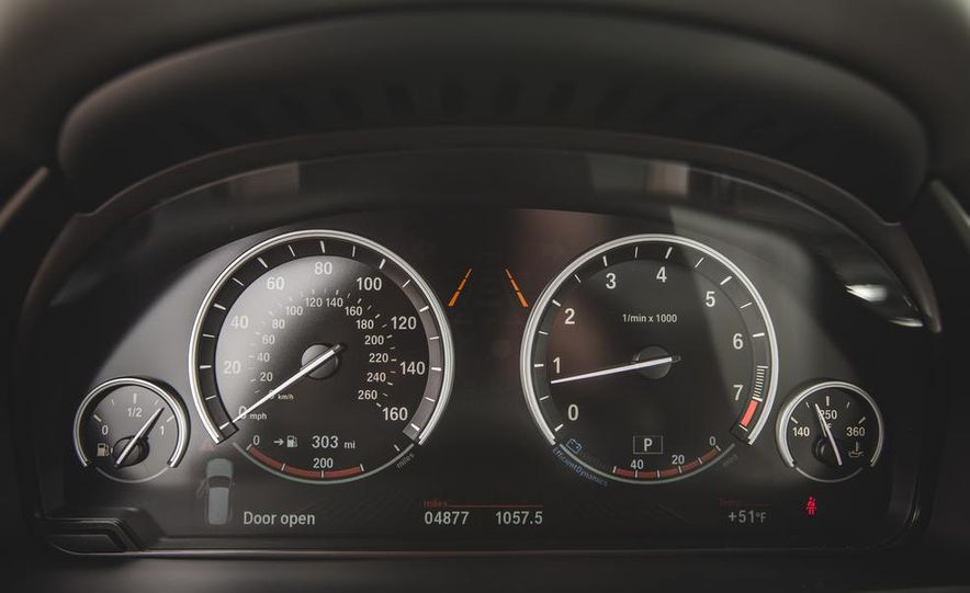 2014 BMW X5 xDrive50i - Slide 39