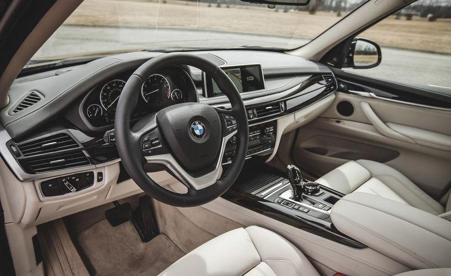 2014 BMW X5 xDrive50i - Slide 26