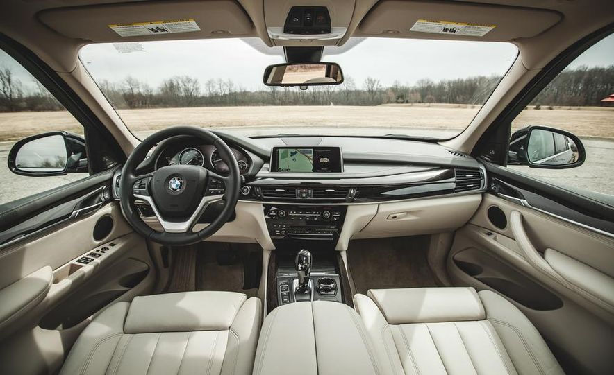 2014 BMW X5 xDrive50i - Slide 27