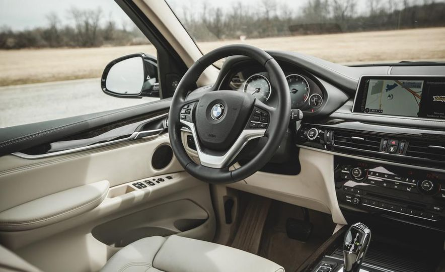 2014 BMW X5 xDrive50i - Slide 28