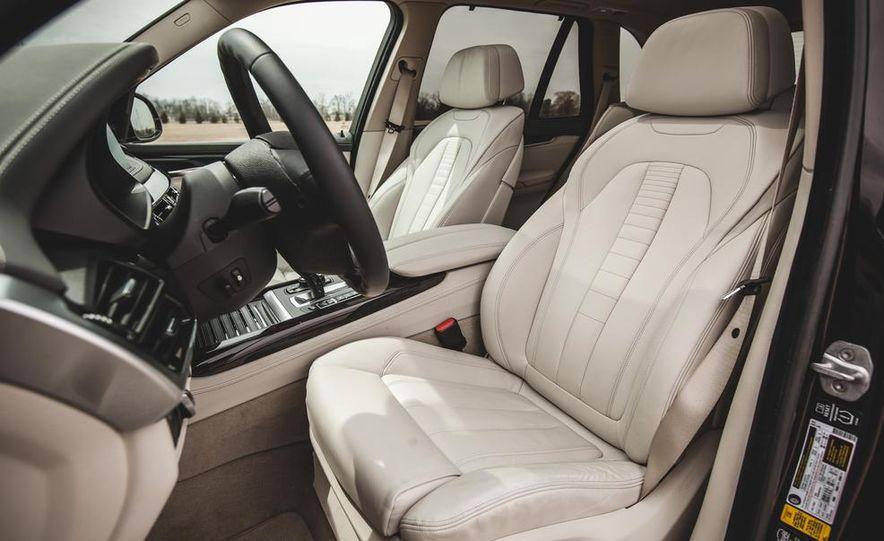 2014 BMW X5 xDrive50i - Slide 30