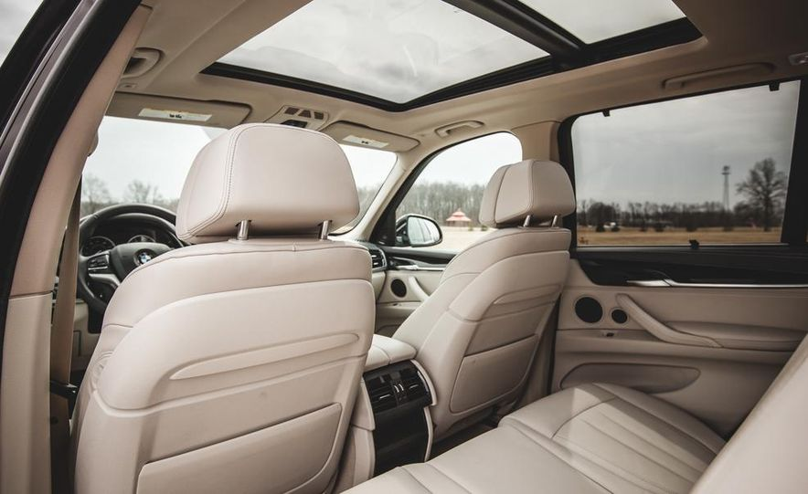2014 BMW X5 xDrive50i - Slide 33