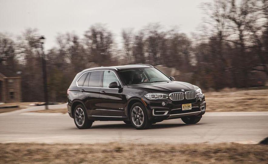 2014 BMW X5 xDrive50i - Slide 1