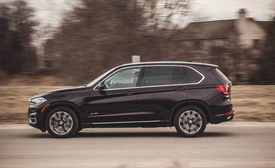 2014 BMW X5 xDrive50i - Slide 4