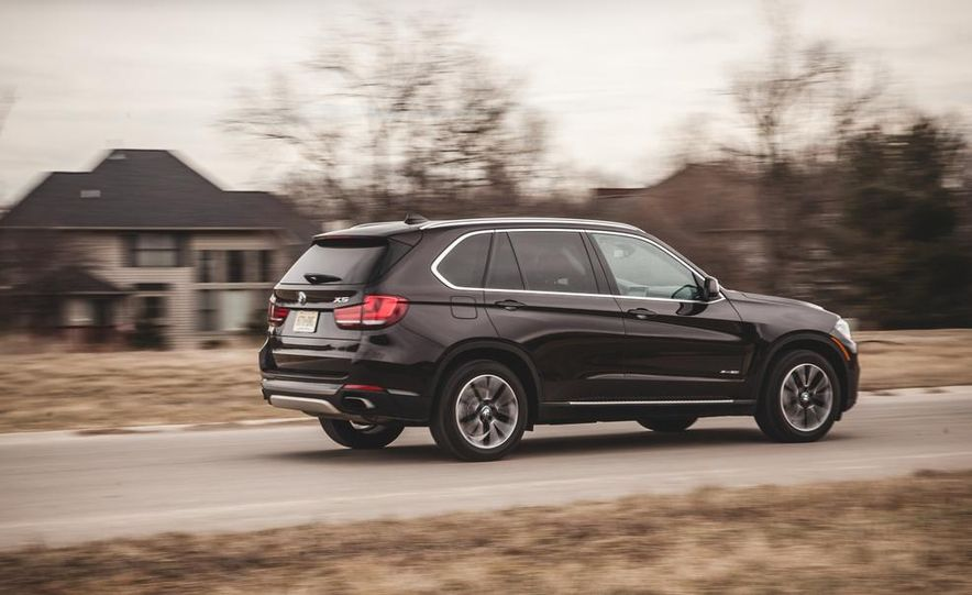 2014 BMW X5 xDrive50i - Slide 5