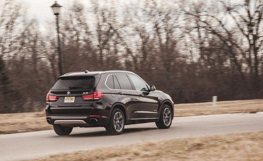 2014 BMW X5 xDrive50i - Slide 6
