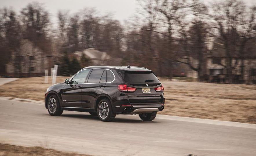 2014 BMW X5 xDrive50i - Slide 7
