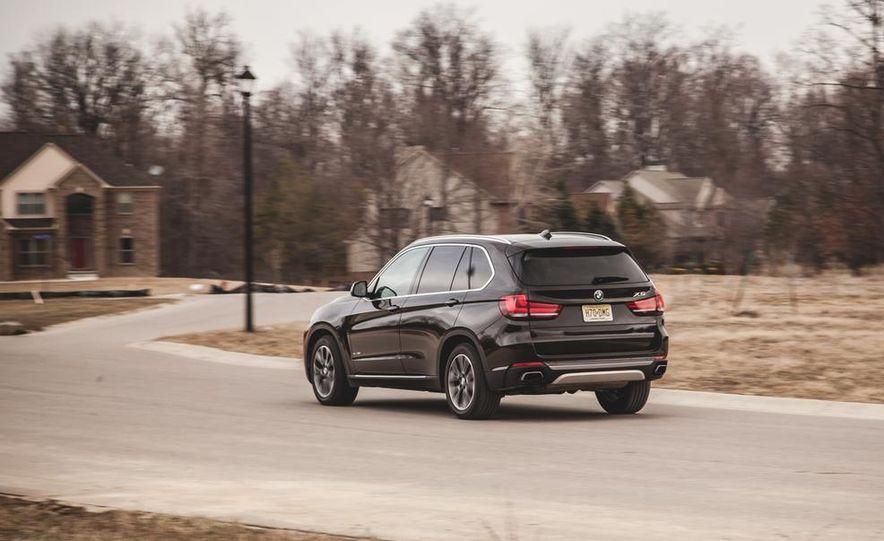 2014 BMW X5 xDrive50i - Slide 8