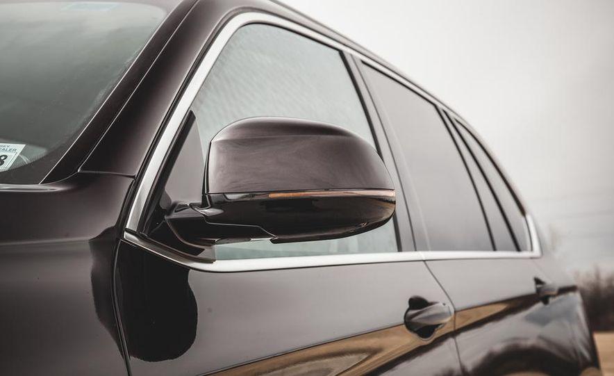 2014 BMW X5 xDrive50i - Slide 19