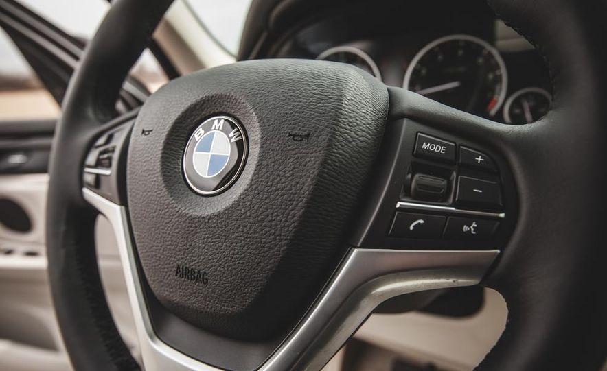 2014 BMW X5 xDrive50i - Slide 37
