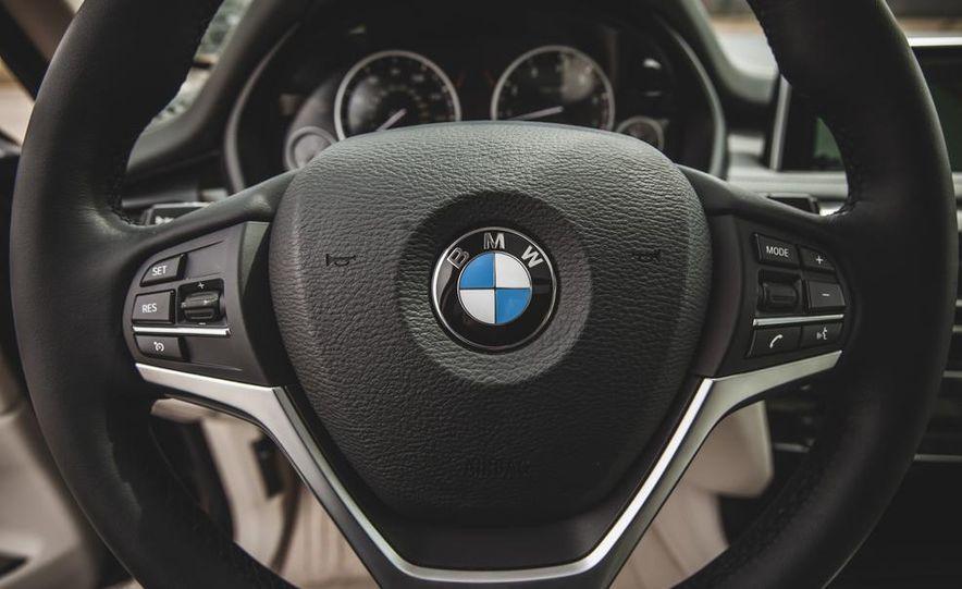 2014 BMW X5 xDrive50i - Slide 36