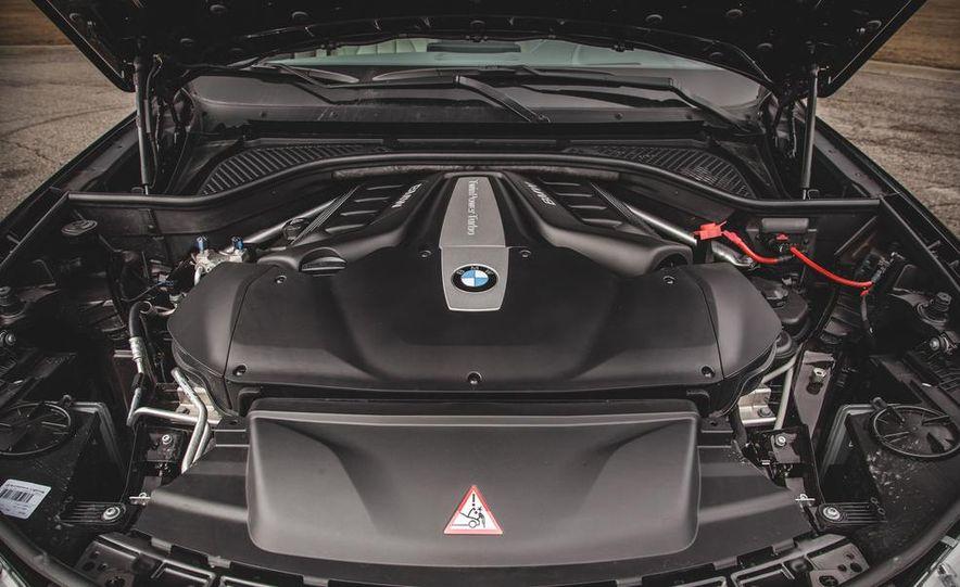 2014 BMW X5 xDrive50i - Slide 46