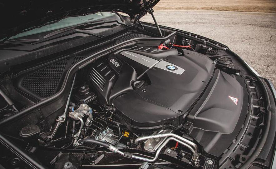 2014 BMW X5 xDrive50i - Slide 47