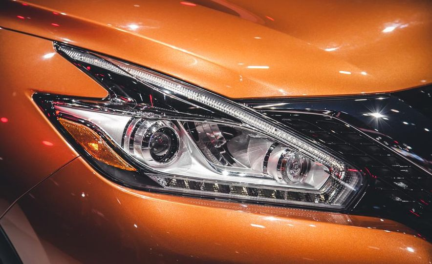2015 Nissan Murano - Slide 5