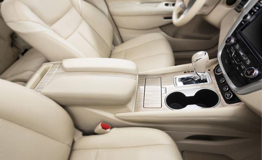2015 Nissan Murano - Slide 25