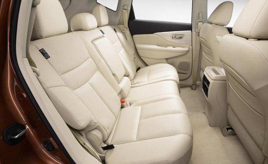 2015 Nissan Murano - Slide 26