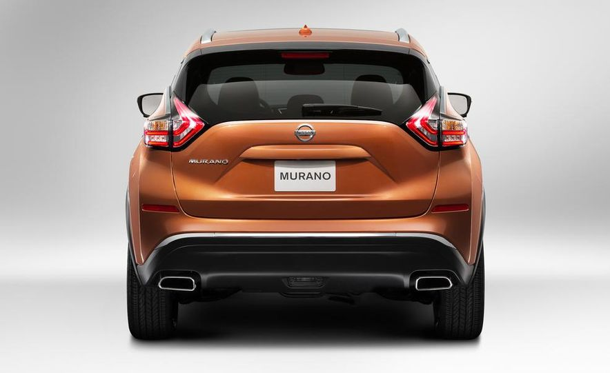 2015 Nissan Murano - Slide 19