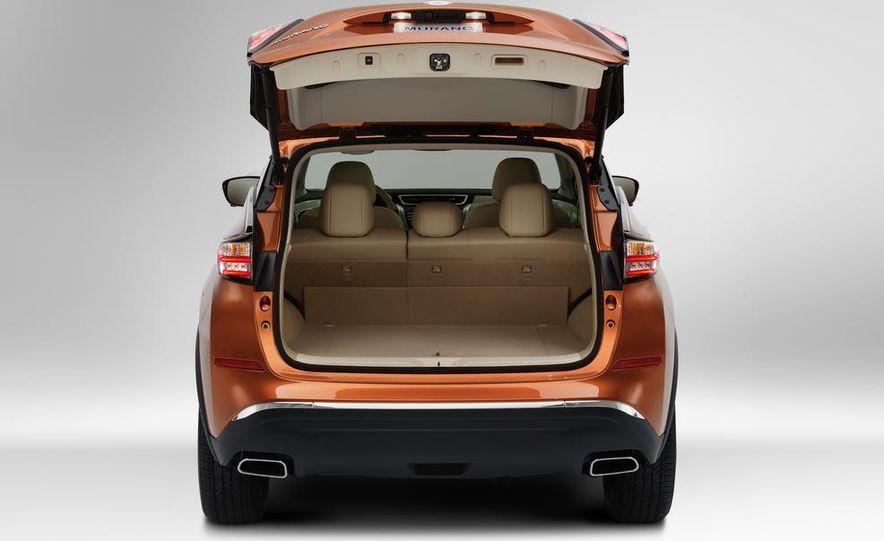 2015 Nissan Murano - Slide 20