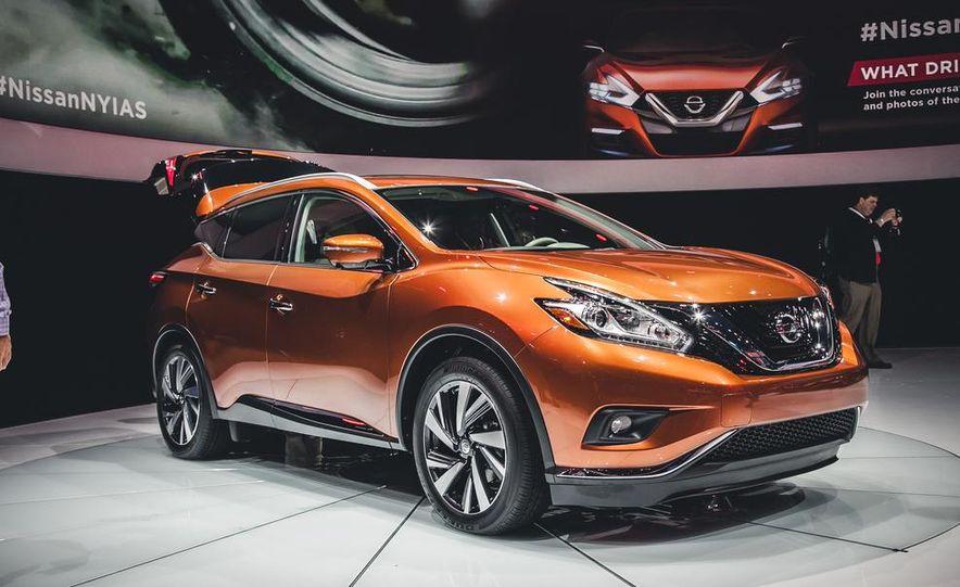 2015 Nissan Murano - Slide 1
