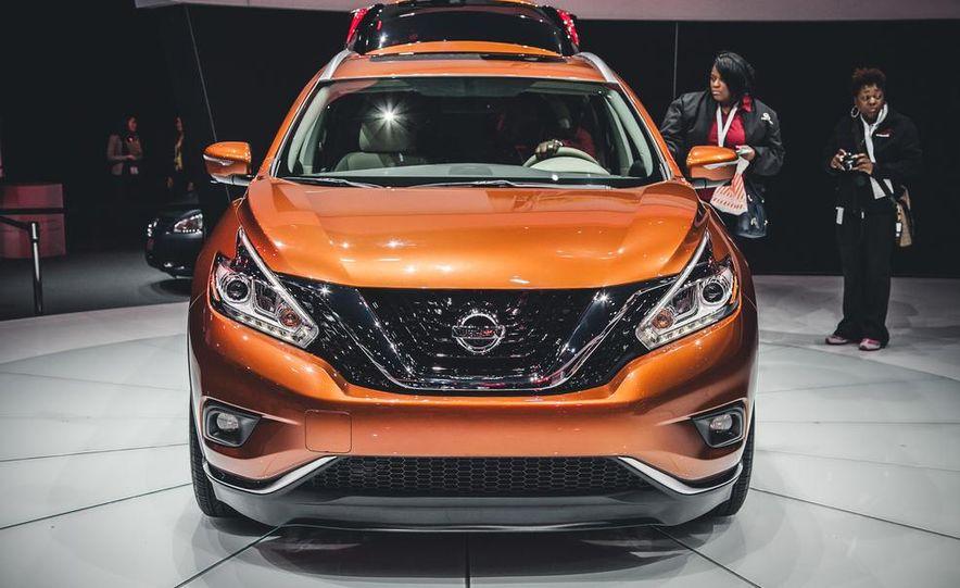 2015 Nissan Murano - Slide 2