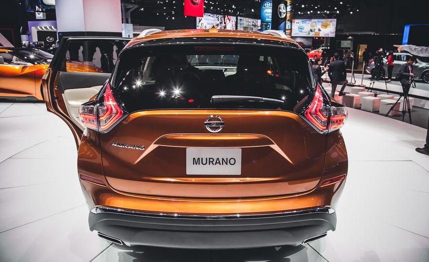 2015 Nissan Murano - Slide 3