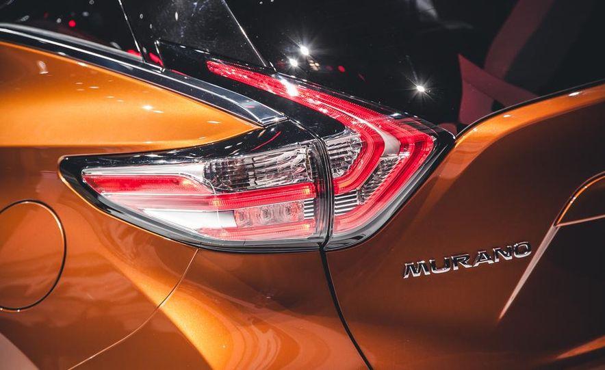 2015 Nissan Murano - Slide 6