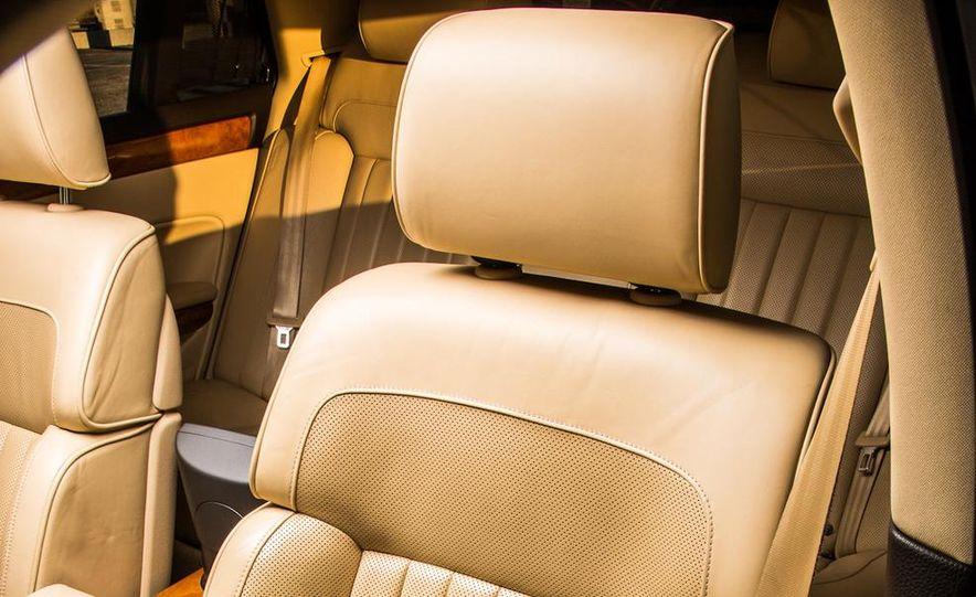 2005 Volkswagen Phaeton and 2014 Mitsubishi Mirage ES - Slide 38