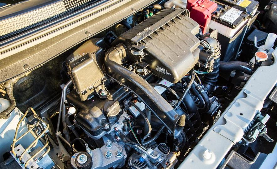 2005 Volkswagen Phaeton and 2014 Mitsubishi Mirage ES - Slide 22