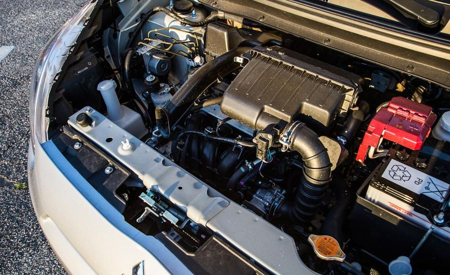 2005 Volkswagen Phaeton and 2014 Mitsubishi Mirage ES - Slide 23